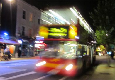 London august 2011