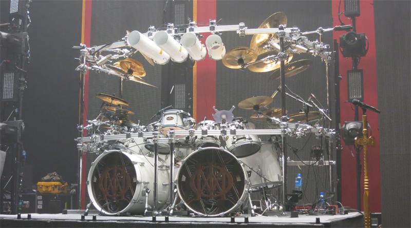 Dream Theater, Oslo konserthus- 2016
